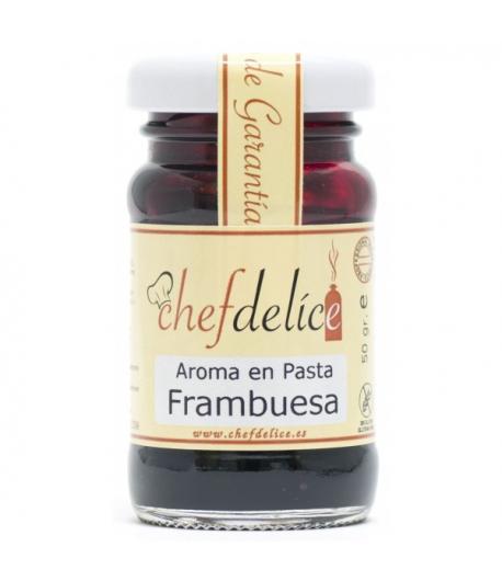 Aroma de Frambuesa en pasta