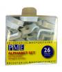 PME Set Cortador de Formas de Alfabeto, 26 piezas