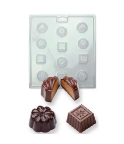 PME Molde para Candy - Bombones Clásicos