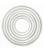 PME Cortadores Círculos Plástico, 6u.