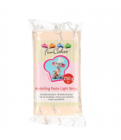 FunCakes Pasta para Modelar Beige Claro -250g-