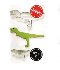 PME Cortadores Galletas Dinosaurio Set/2