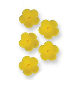 PME Flores Medianas Amarillas, 30 unidades