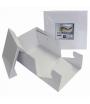 PME Caja para Tarta 20x20x15cm