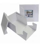 PME Caja para Tarta 25x25x15cm