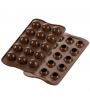 Silikomart Molde Chocolate Tartufino