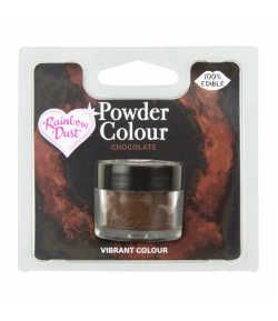 RD Powder Colour Brown - Chocolate