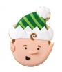 Wilton Comfort Grip, Cortador Ergonómico Santa Claus