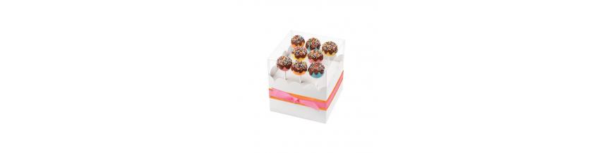 Cajas para CakePops