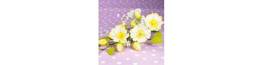 Cortadores para flores y hojas