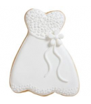 Wilton Cortador Galletas Boda Set/4