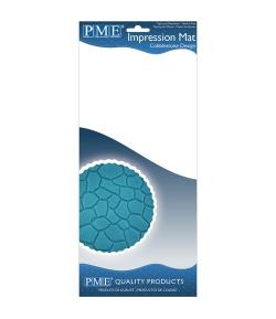 PME Tapete de Impresión para Muro o Camino de Piedras