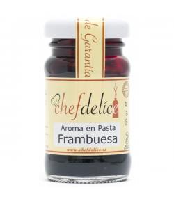 Chefdelice Aroma en Pasta -Frambuesa- 50gr