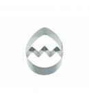 Cortador de metal Huevo 9 cm