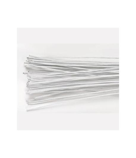 Culpitt Alambre Floral Blanco set/20 -calibre 20
