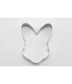 Cortador, Conejo de Pascua 10x7,5cm.