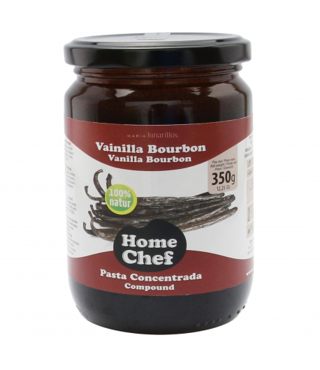 Pasta de Vainilla Bourbon Home Chef