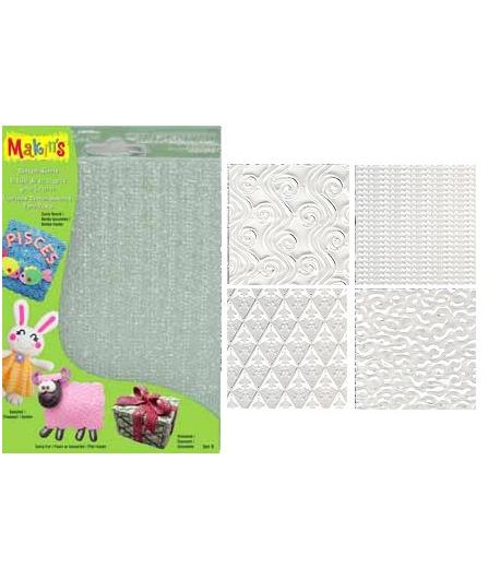 Makin's hojas de texturas - Set E