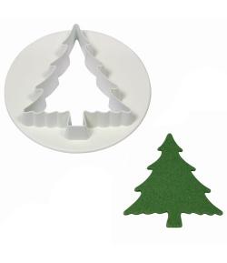 PME Cortador, Árbol de Navidad 6,5cm