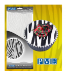 PME Tapete de Imprimir Print Cebra