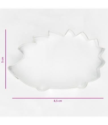 Cortador Galletas Erizo 8,5 cm