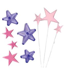 JEM Cortadores, Estrellas Funky set/3