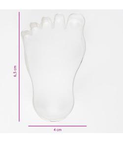 Cortador, Pie 6,5cm.