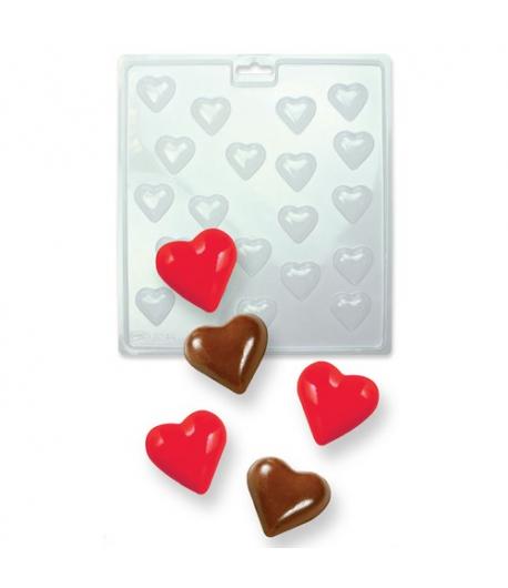 PME Molde para Candy - Mini Corazones