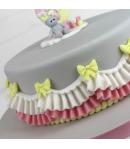 Katy Sue Molde Cake System Volantes Medianos