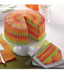 Wilton Set de Moldes 4 Capas para Layers Cakes -20cm-