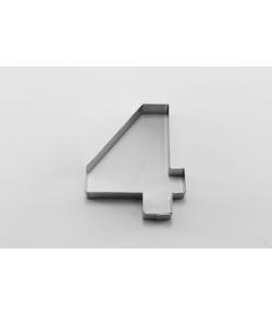 Cortador, Número 4 -7,5cm.