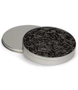 Patisse Cortadores de Mini Alfabeto - Set de 26 piezas