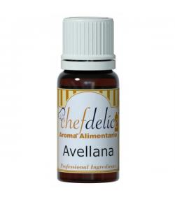 Chefdelice Aroma Concentrado -Avellana- 10ml.