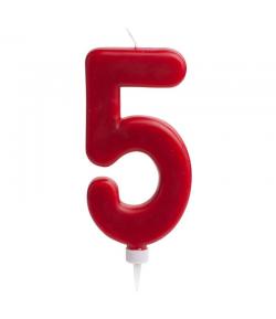 Vela Gigante Numero 5