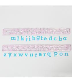 FMM Tappits Alfabeto Minúsculas