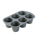 Wilton Molde Muffins Extra-Grande, 6 Cavidades
