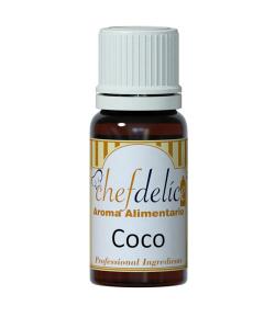 Chefdelice Aroma Concentrado -Coco- 10ml.