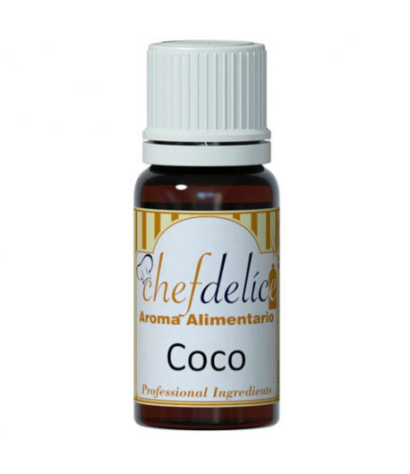 Chefdelice Coco Aroma Conc. 10 ml
