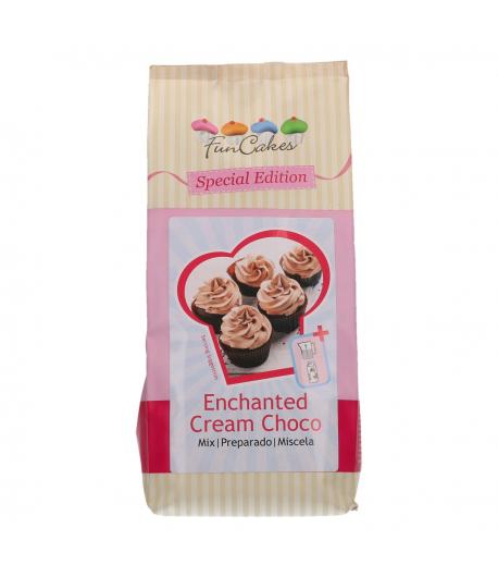 FunCakes Special Edition Preparado Crema Encantada Choco 45