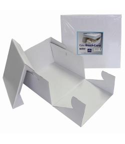 PME Caja para Tartas, 20x20x15cm.