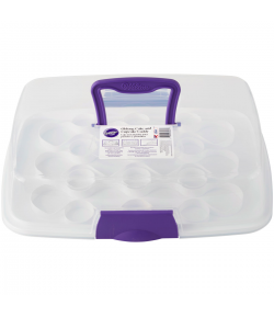 Wilton Transportador Rectangular Base Reversible