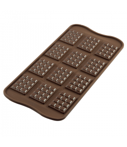 Silikomart Molde Chocolate Tablette