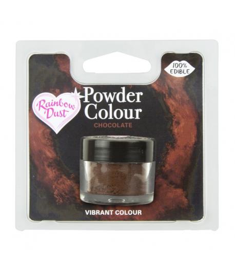 RD Powder Colour Brown - Chocolate