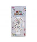Vela Happy Birthday Multidot 9