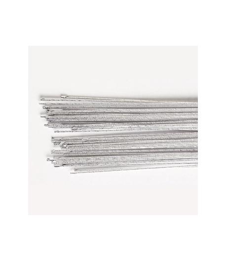 Culpitt Alambre Floral Plata set/50 -Calibre 24