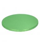 FunCakes Cake Drum Base Redonda Ø30,5cm -Verde Claro-
