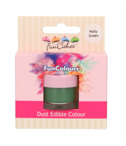 FunCakes Colorante en Polvo - Verde Hoja