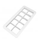 Multicortador Geométrico Cuadrado Set/3