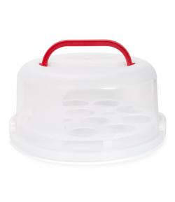 Patisse Caja para Tarta y Cupcakes Ø30cm