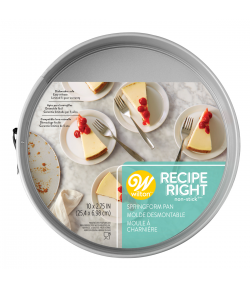 Wilton Recipe Right Molde con fondo Extraible 25cm